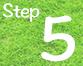 庭づくりの流れステップ5